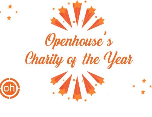 Our Charity of the Year competition is back!